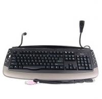 Мультимедийная клавиатура Pixxo KM-1301 с вебкамерой и микрофоном