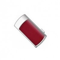 Флеш накопитель TRANSCEND JetFlash V95D 8GB (c красной вставкой)
