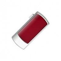 Флеш накопитель TRANSCEND JetFlash V95 4GB (c красной вставкой)