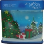 USB Новогодний аквариум с ёлочкой ORIENT AQ1001T