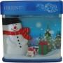 USB Новогодний аквариум со снеговиком ORIENT AQ1001S