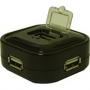 USB Разветвитель на 4 порта на магните MI-400