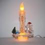 USB Светильник Новогодняя свеча 0567