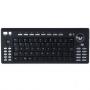 Беспроводная мультимедийная клавиатура