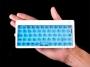 Беспроводная мини-клавиатура с подсветкой