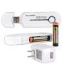 USB зарядка на батареях ААА