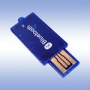 USB Bluetooth адаптер Dongle Micro (синий)