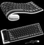 Силиконовая Bluetooth Мини Клавиатура