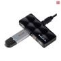 USB-концентратор Belkin Mobile Hub Black (F5U404PERBLK)