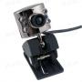 WEB-камера 1.3M 6 диодов USB 2.0 втроеный микрофон