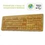 Бамбуковая клавиатура