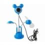 Вебкамера с вентилятором и настольной лампой