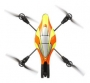 Parrot AR.Drone Quadricopter(Orange/Yellow)