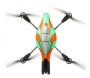Parrot AR.Drone Quadricopter(Orange/Green)