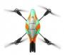 Parrot AR.Drone Quadricopter(Orange/Green)