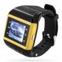 Часы Q8 Plus c GSM-телефоном на 2 SIM-карты и фотокамерой - Gold