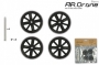 ARD152B074C - AR.Drone Gears and Shaft Set