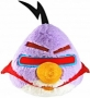 Angry Birds 5 Space Purple Bird Plush with sound
