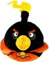 Angry Birds 5 Space Black Bird Plush with sound