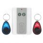 Брелок для поиска ключей с пультом фиксации на стенку