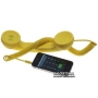 Телефонная трубка Native Union Pop Phone Soft Touch Yellow (PHO024YE)
