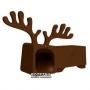 Подставка-усилитель Ozaki O!music Zoo Deer Brown (OM936DA)