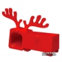 Подставка-усилитель Ozaki O!music Zoo Deer Red (OM936DB)